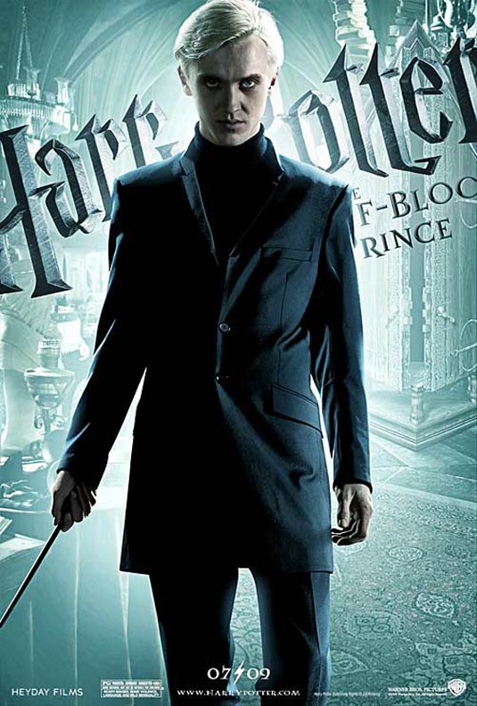 Harry Potter 6 - Draco Malfoy (Tom Felton)