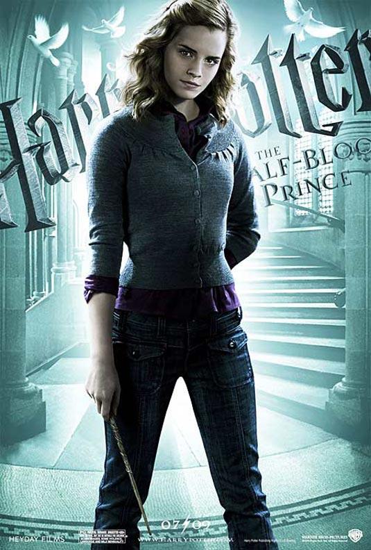 Harry Potter 6 - Hermione Granger (Emma Watson)