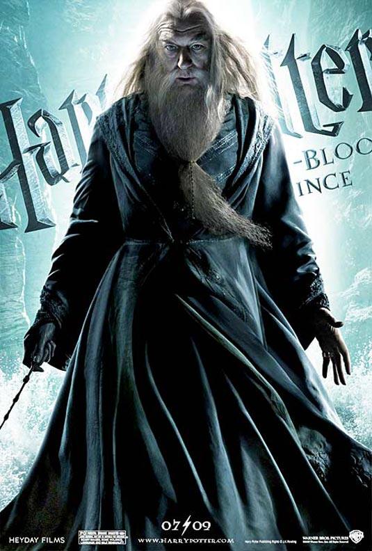 Harry Potter 6  - Albus Dumbledore (Michael Gambon)