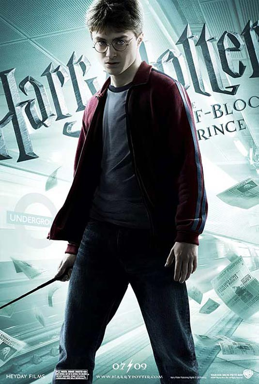 Harry Potter 6 - Harry Potter (Daniel Radcliffe)