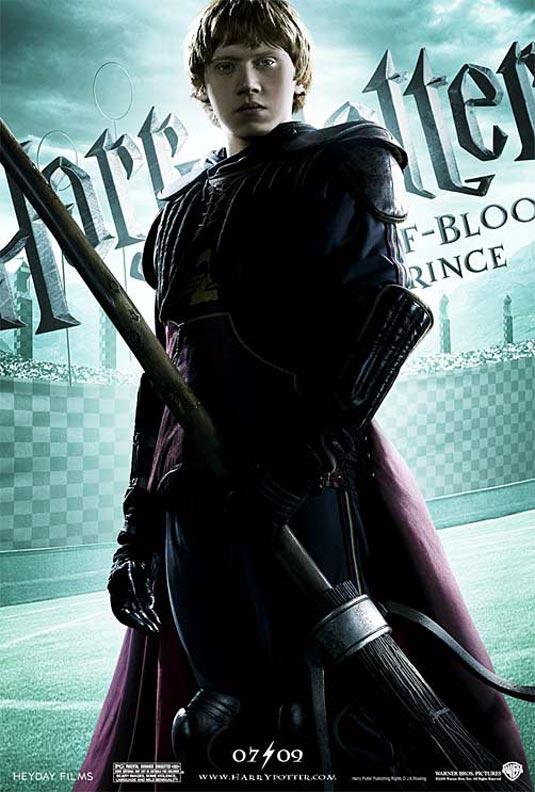 Harry Potter 6 - Ron Weasley (Rupert Grint)
