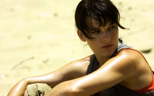 Milla Jovovich   A Perfect Getaway