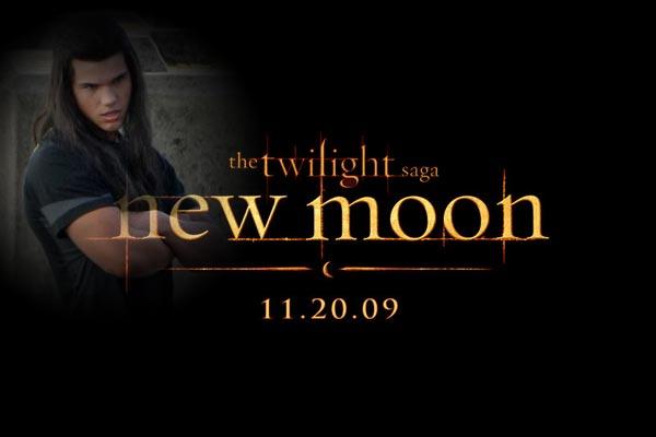 The Twilight Saga: New Moon  Taylor Lautner