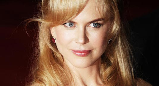 "Last December Nicole Kidman told that her role in Baz Luhrmann's ""Australia"""