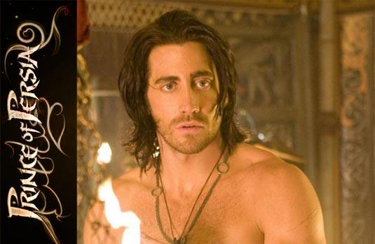 Jake Gyllenhaal|Prince Of Persia