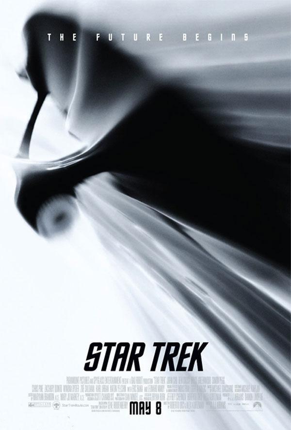 """Final """"Star Trek"""" Poster"""