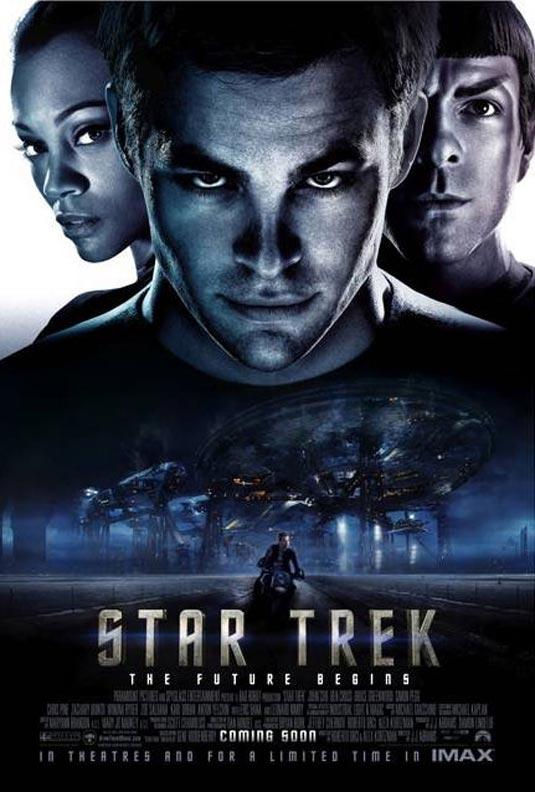 Star Trek international poster