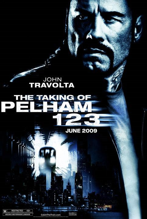 Taking of pelham 123 trailer poster and photos filmofilia for The pelham