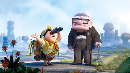 Up Pixar | Carl Boy