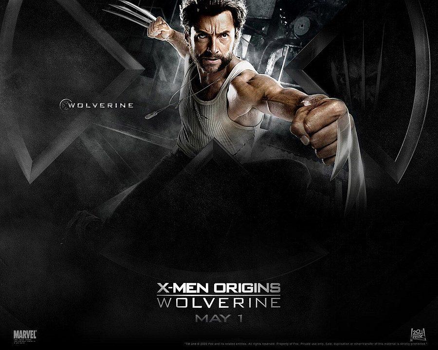 X Man Wolverine