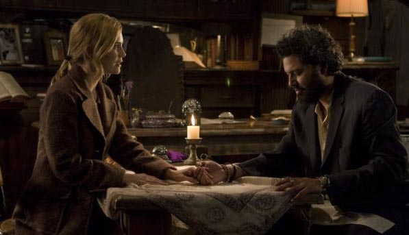 Alison Lohman And Dileep Rao In Drag Me to Hell