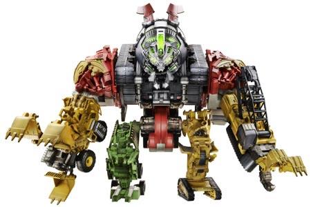 Devastator - Transformers