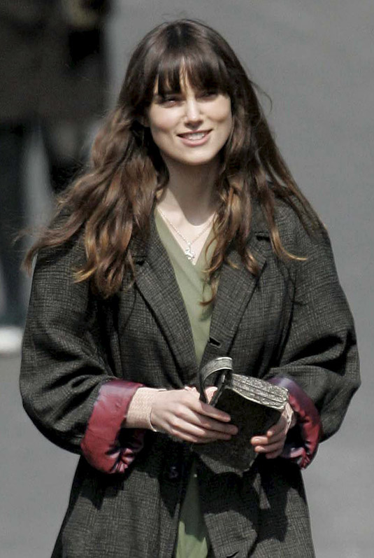 Keira Knightley In Never Let Me Go