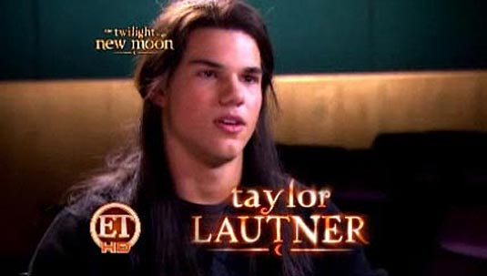 New Moon - Taylor Lautner
