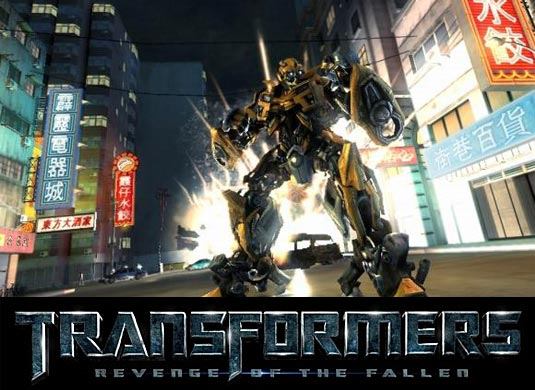 Transformers 2 picture