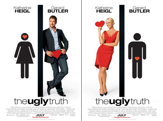 Ugly Truth Posters
