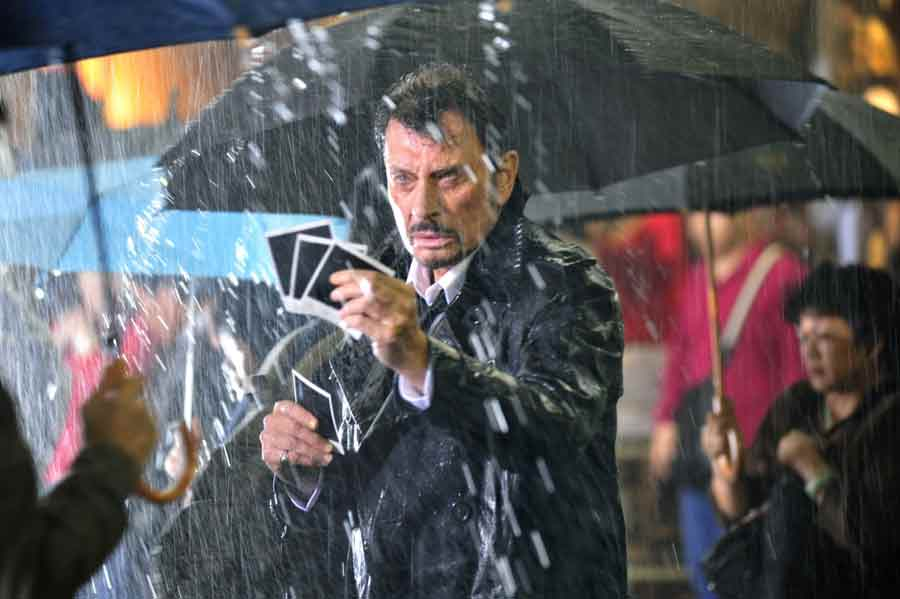 Johnnie To's Vengeance Photo