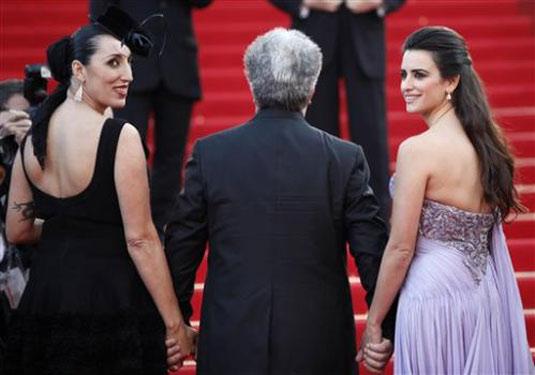 Broken Embraces Cannes 2009 Red Carpet