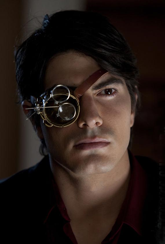 Brandon Routh As Dylan Dog In Dead of Night