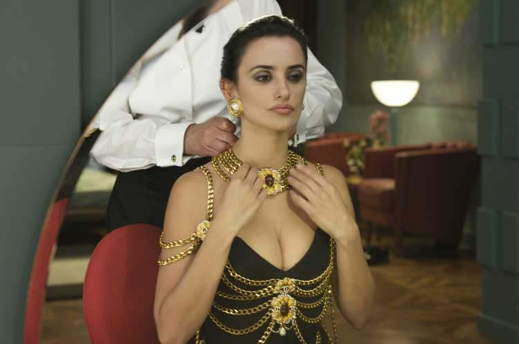 Penelope Cruz In Broken Embraces/Los Abrazos Rotos