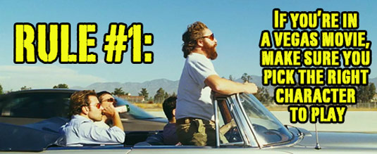 The Hangover Rule 1
