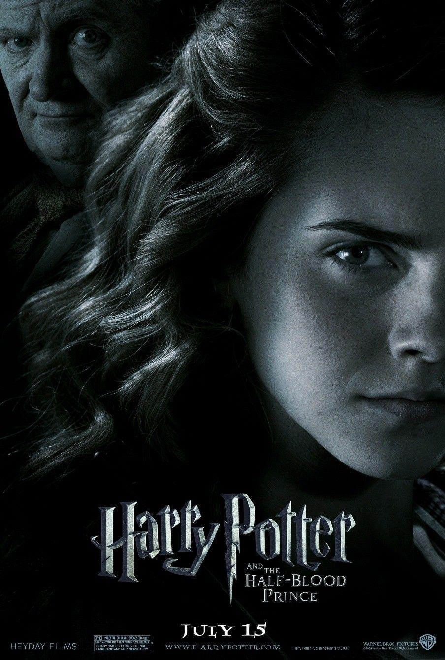 emma watson in harry potter 6