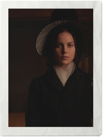 Abbie Cornish As Fanny Brawne In Bright Star