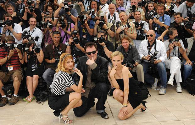 Inglourious Basterds In Cannes