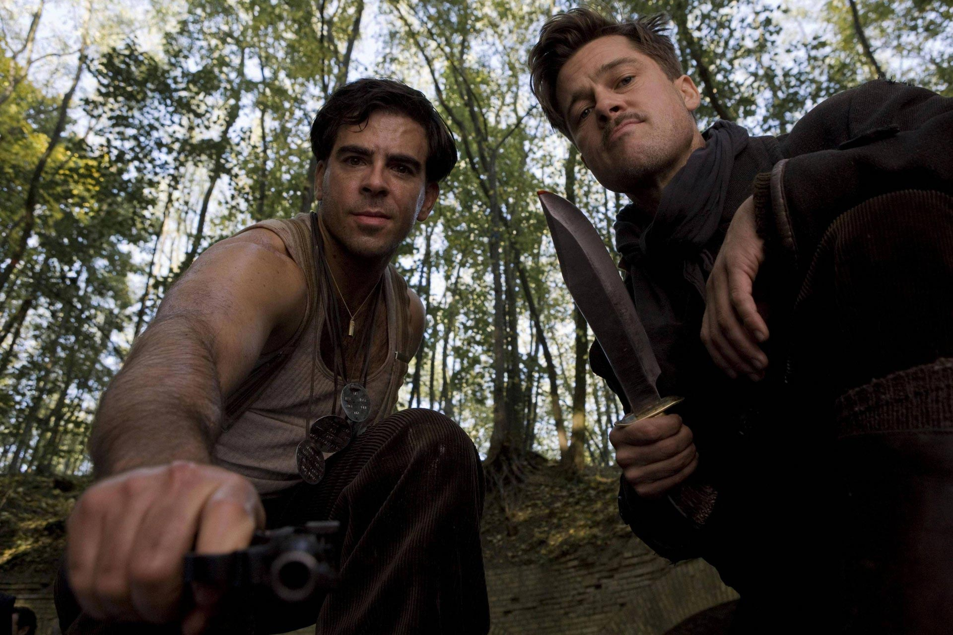 Hollywood movies 2009 Inglourious_basterds_02