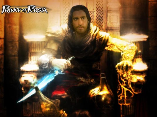 Jake Gyllenhaal - Prince of Persia: The Sands of Time