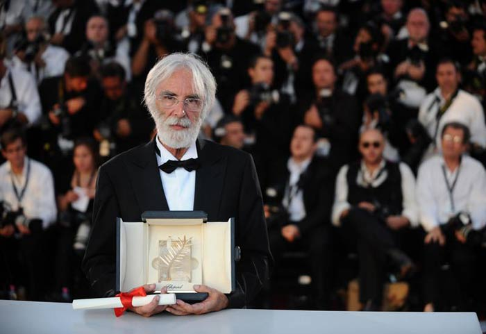 Michael Haneke Won Palme d'Or At Cannes Film Festival