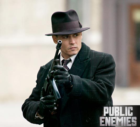 Public Enemies | Johnny Depp