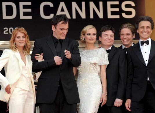 Cannes 2009 - Inglourious Basterds