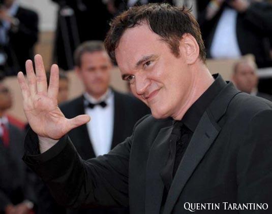 Quentin Tarantino | Cannes 2009