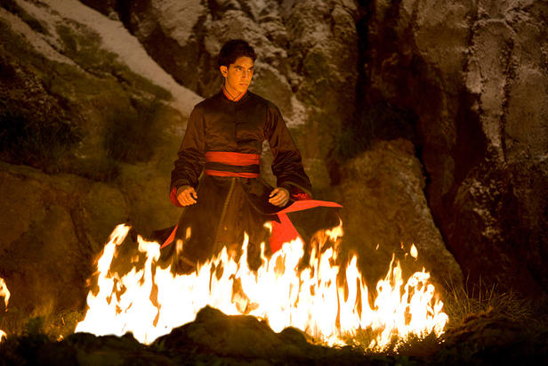 Dev Patel In The Last Airbender. Shyamalan has found a very young cast for
