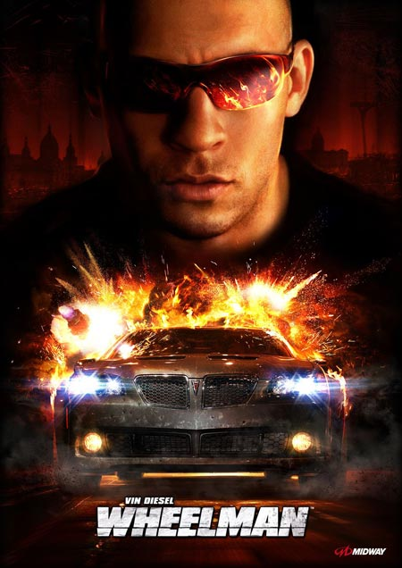 The Wheelman | Vin Diesel