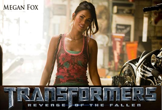 shia labeouf and megan fox. Transformers 2 | Megan Fox