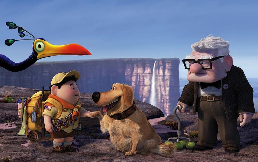 Pixar's UP Movie |cartoon |free games| kidz