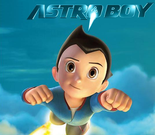 ASTRO BOY Featurette And Chinese Poster