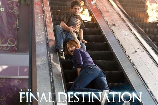 "Final Destination ,"" fourth installment in the "" Final Destination ..."