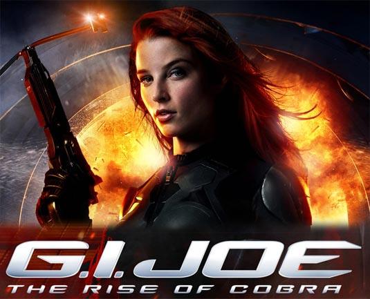 G.I. Joe  - Scarlett