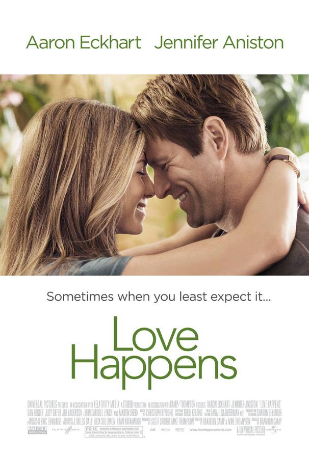 Love Happens poster
