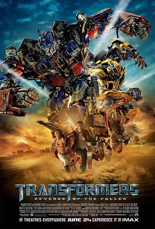 Transformers 2 poster