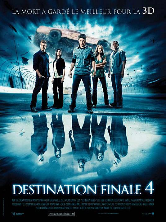 French FINAL DESTINATION Poster - FilmoFilia