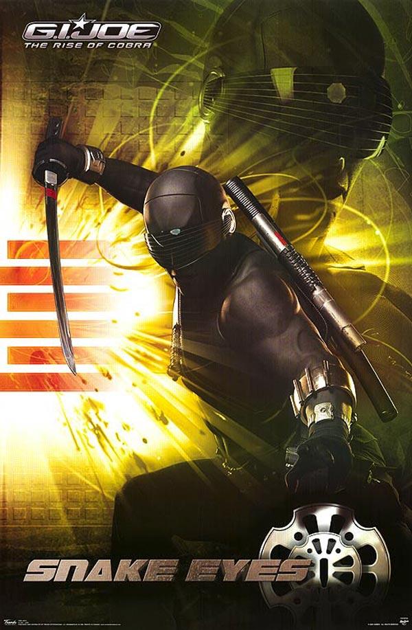G.I. Joe: Rise of Cobra | Snake Eye