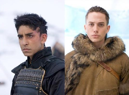 The Last Airbender |  Dev Patel, Jackson Rathbone