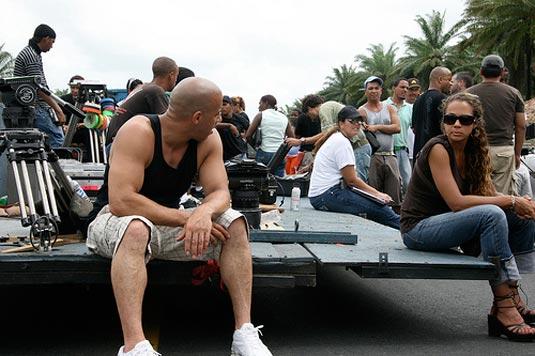 Los Bandoleros | Vin Diesel
