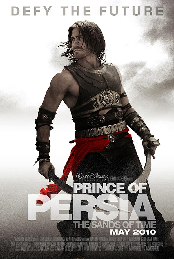Prince of Persia: The Sands of Time | Jake Gyllenhaal