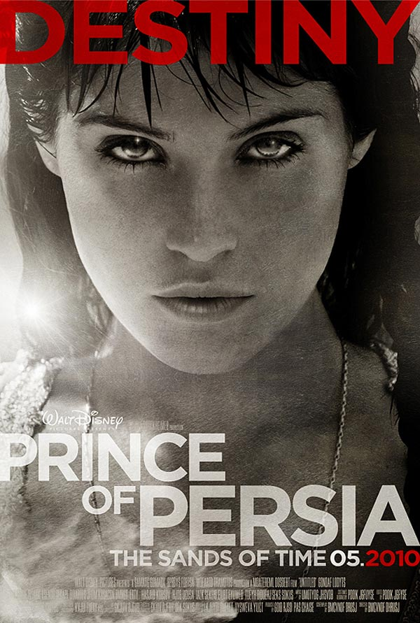 Prince of Persia: The Sands of Time | Gemma Arterton