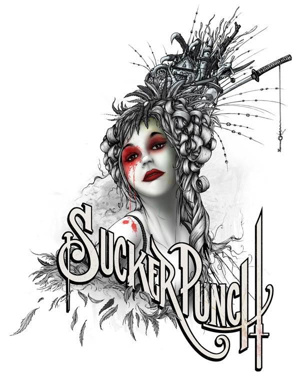 Sucker Punch artwork